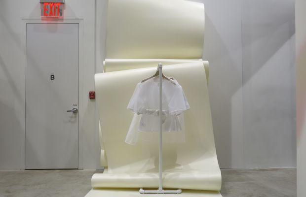 Melitta Baumeister's installation at Dover Street Market New York. Photo: Dover Street Market New York