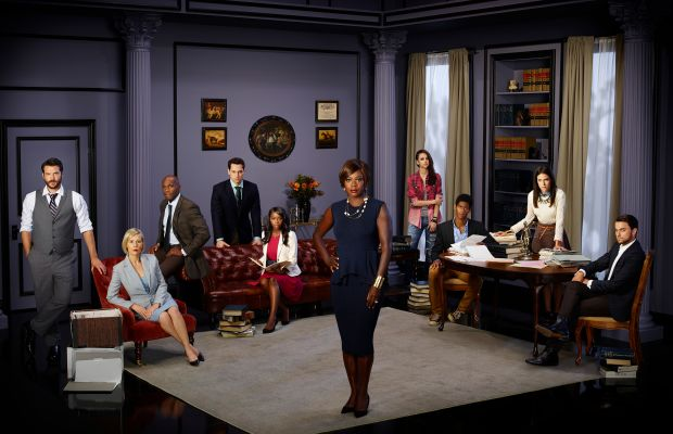 The cast of 'How to Get Away With Murder.' Photo credit: ABC/Craig Sjodin