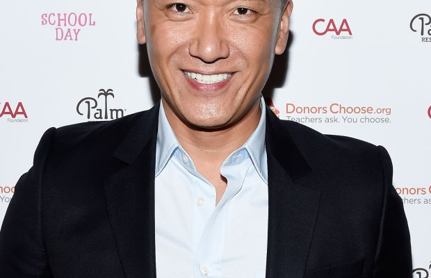 Joe Zee is the very first speaker at our monthly meetup series. Photo: Larry Busacca/Getty Images