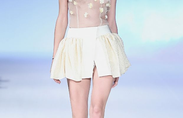 A look from the Ranfan spring 2015 collection. Photo: Ranfan