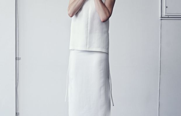 A look from the Protagonist spring 2015 collection. Photo: Protagonist