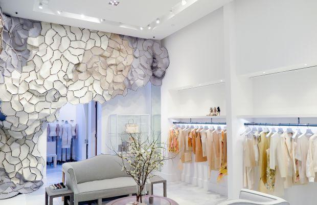 Reed Krakoff's newly opened store at 93 Greene Street in Manhattan. Photo: Reed Krakoff