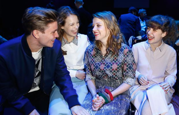 Front Row NYFW 15. Photo: Andreas Rentz/Getty Images