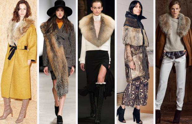 From left to right: Derek Lam 10 Crosby, Creatures of the Wind, Altuzarra, Gary Graham and Veronica Beard.