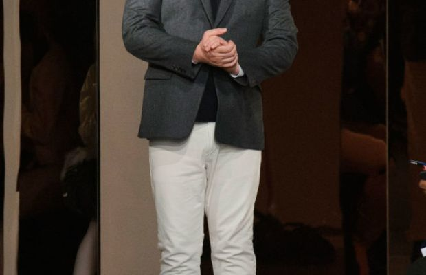 Peter Copping at Oscar de la Renta Photo: Imaxtree