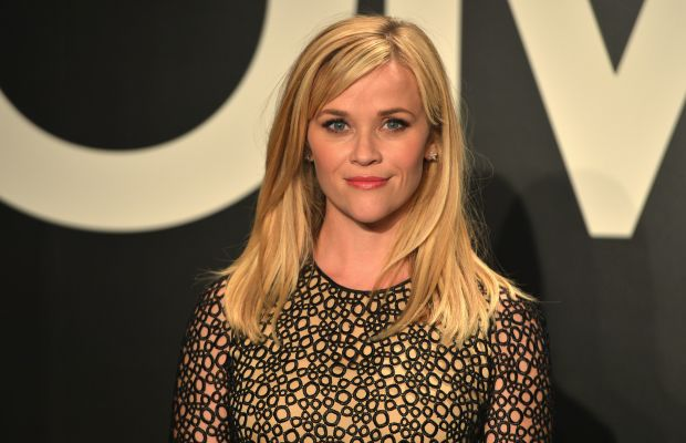 Reese Witherspoon on Tom Ford's red carpet. Photo: Michael Buckner/Getty Images