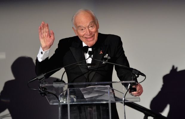 Lauder in May of last year. Photo: Andrew H. Walker/Getty Images