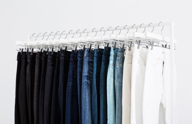 The jeans. Photo: Ayr