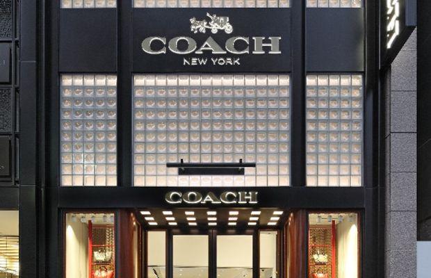 A Coach store in Tokyo. Photo: Coach