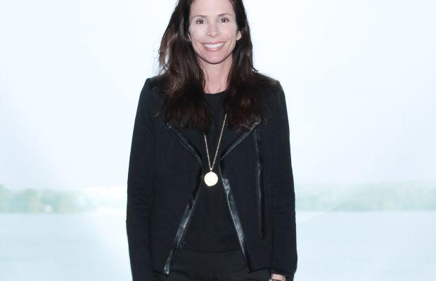 Stylist Cristina Ehrlich at the NYDJ Creative Board celebration. Photo: Kelly Taub/BFAnyc.com
