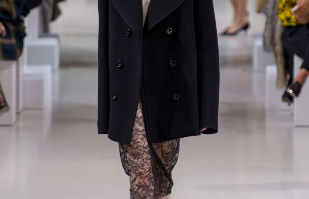 A look from Nina Ricci's fall 2015 collection. Photo: Imaxtree