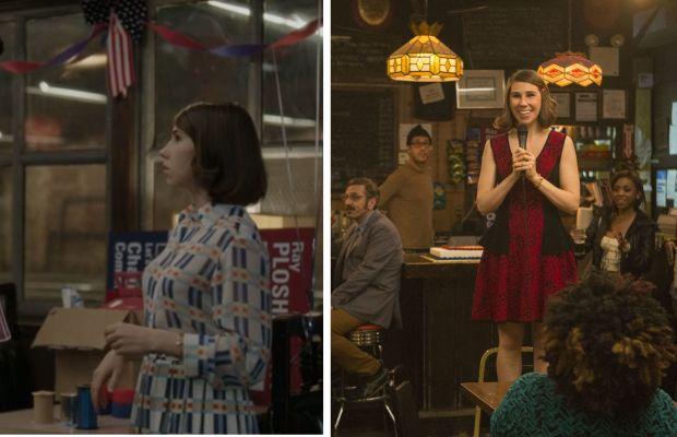 Screengrab: HBO. Right photo: Craig Blankenhorn/HBO