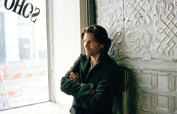 Designer Greg Lauren. Photo: Greg Lauren