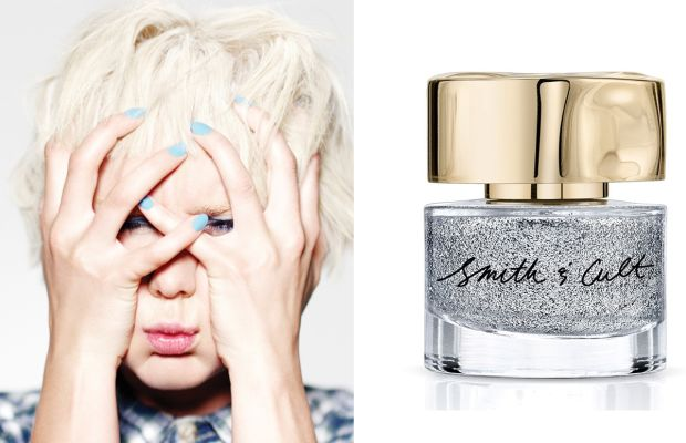 """Smith & Cult ad imagery, and """"Teen Cage Riot"""" Photos: Smith & Cult"""