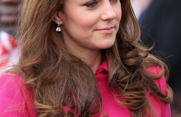 She's buttoned up in coat and personality. Photo: Chris Jackson/Getty Images