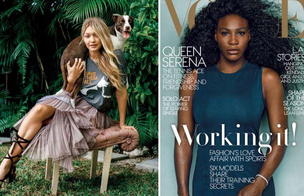 Photos: 'Vogue'