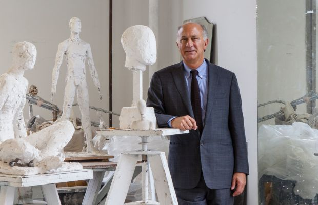 Ralph Pucci in his studio in New York Photo: Antoine Bootz/Museum of Arts and Design