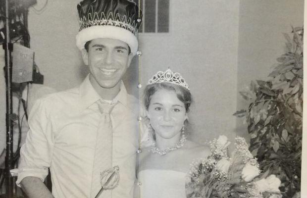 Photo: Prom King Phillip Salem