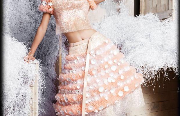 Photo: Karl Lagerfeld for Bazaar