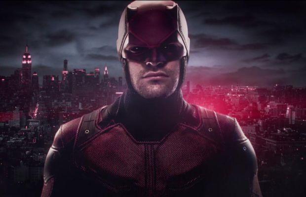 This is not Ben Affleck's Daredevil suit. Screengrab: 'Daredevil' trailer via Twitter/@Marvel