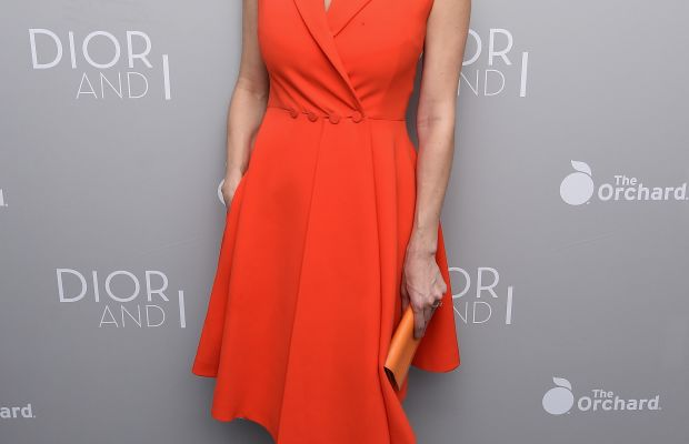 """Lake Bell at the New York premiere of """"Dior and I."""" Photo: Dimitrios Kambouris/Getty Images for Dior"""