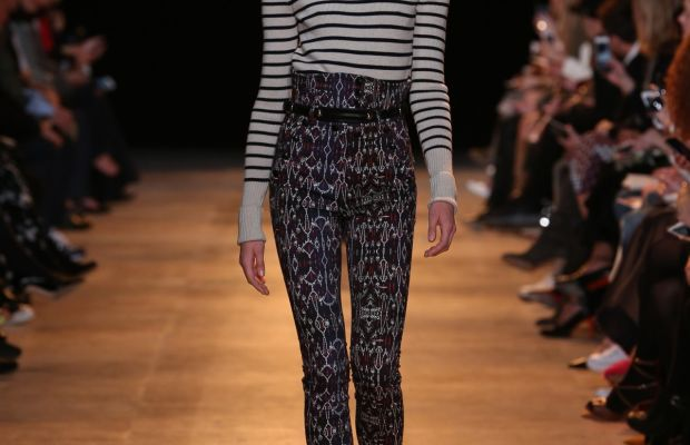 A look from Isabel Marant's fall 2015 collection. Photo: Imaxtree