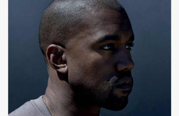 Kanye West Photo: Jackie Nickerson
