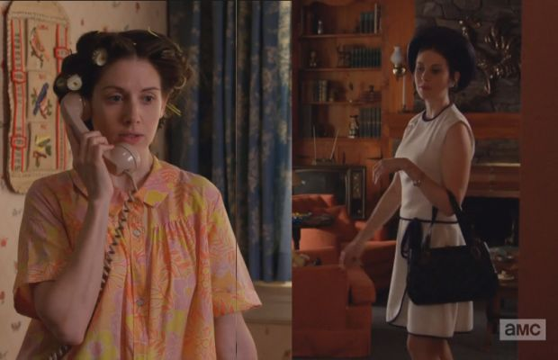 I hope this isn't the last Trudy appearance before the show wraps. Screengrab: AMC