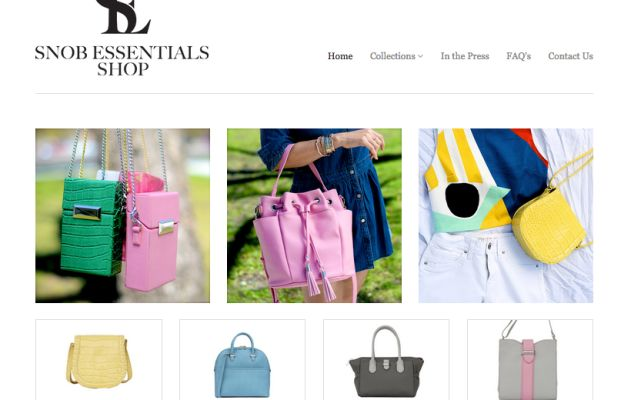 Photo: Snob Essentials