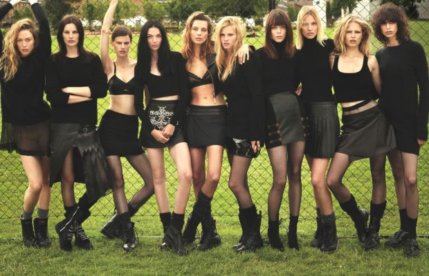 This could be you! Photo: Mert and Marcus for 'W'