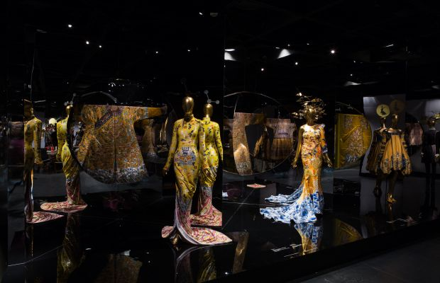 """China: Through the Looking Glass."" Photo: Metropolitan Museum of Art"