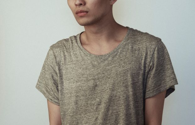 Self-Portrait designer Han Chong. Photo: Self-Portrait