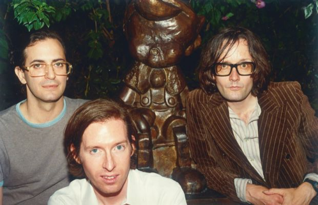 Marc Jacobs, Wes Anderson, and Jarvis Cocker photographed by Katya Rahlwes