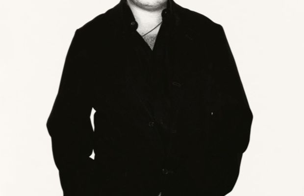Everyone\'s favorite, Alber Elbaz photographed by Roger Deckerr.