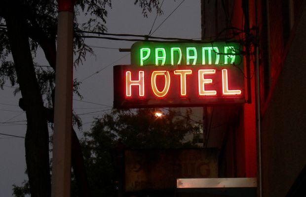 The Panama Hotel in Seattle. Photo: Joe Mabel