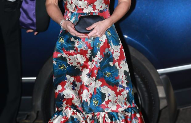 The Duchess of Cambridge in Erdem at the 100 Women in Hedge Funds black-tie dinner. Photo: Chris Jackson/Getty Images