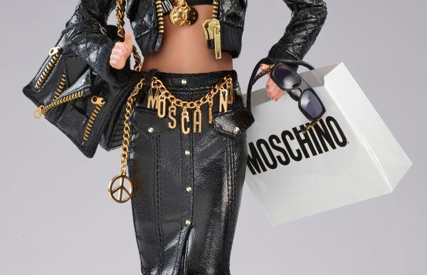 Moschino barbie. Photo: Moschino
