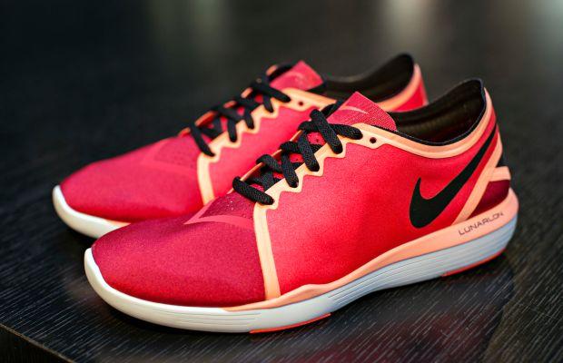 Nike's new Lunar Sculpt shoe for women. Photo: Nike