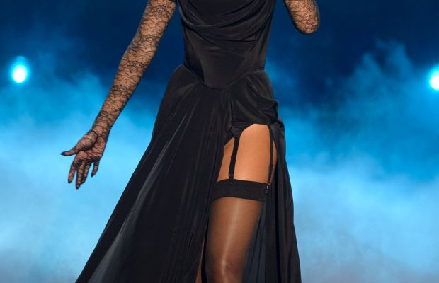 Rihanna at the 2012 VS Fashion Show. Photo: Michael Stewart/Getty Images