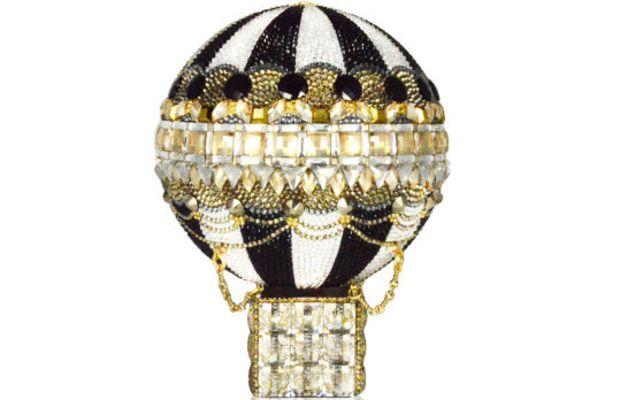 Judith Leiber 'Hot Air Balloon' clutch for spring 2016 ($4,995). Photo: Judith Leiber