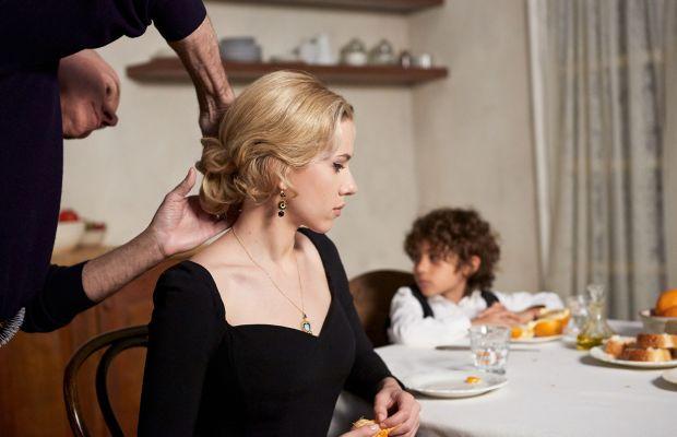 "Behind-the-scenes: Scarlett Johansson for Dolce & Gabbana's ""The One"" fragrance. Photo: Dolce & Gabbana"