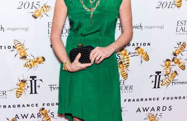 Linda Wells at the 2015 Fragrance Foundation Awards in June 2015 at Lincoln Center. Photo: Gilbert Carrasquillo/FilmMagic