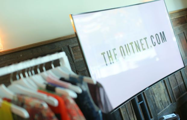 The Outnet Stylists Luncheon on Jan. 21 in Los Angeles. Photo: Mark Davis/Getty Images