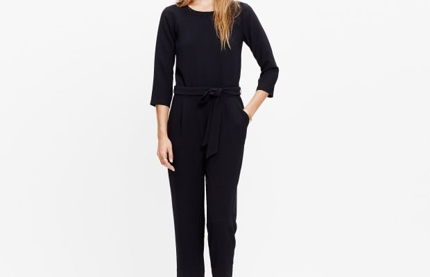 Madewell Sloan jumpsuit $118 (from $138) with code EARLYBIRD, available atMadewell.