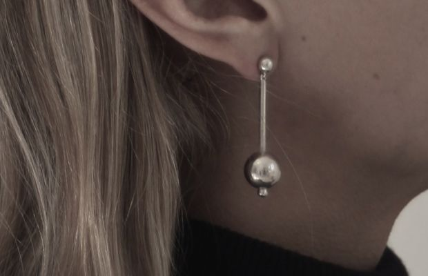 Sophie Buhai Suzanne Earring, $375, available at Sophie Buhai.