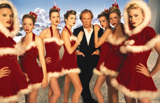 """Holiday manis on point in everyone's favorite (terrible) holiday film, """"Love Actually."""" Photo: Universal Pictures"""