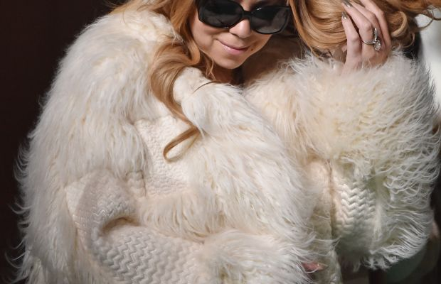 Fur-free ~*fab*~. Photo: Mike Coppola/Getty Images