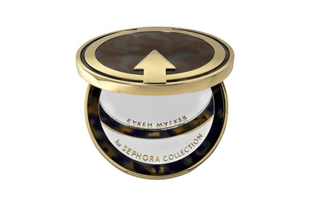 Karen Walker Amber Craft Mirror Compact, $48, available at Sephora. Photo: Sephora
