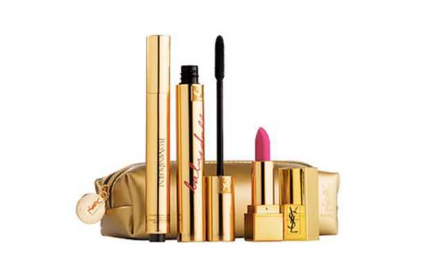 Yves Saint Laurent Beauty Icons Kit, $65, available at Sephora. Photo: Sephora