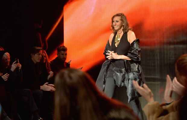 Donna Karan. Photo: Larry Busacca/Getty Images